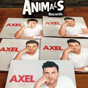 Cd Axel Ser Nuevo Disco 2017 Cd Original Cerrado En Stock