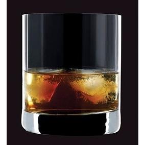16317df5b2f1a Kit 6 Copo De Cristal Luxo Whisky Drink Bar 320ml Cod3620