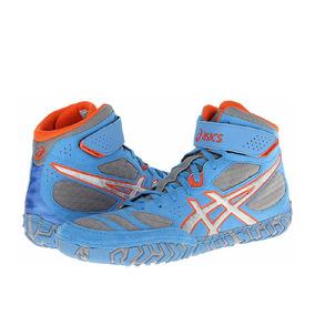 zapatos de lucha libre asics