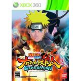 Naruto Shippuden Narutimate Storm Generation Importación De