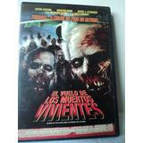 El Vuelo De Los Muertos Vivientes. Dvd Usado