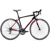 Bicicleta Giant Contend 2 Rodada 700 8 Velocidades Ruta