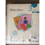 Pack Matemática 3° Básico Santillana