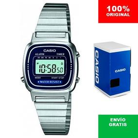 064933a473a3 casio reloj plateado