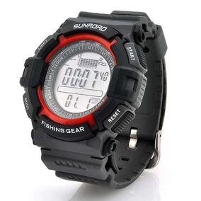 b115fea1786 Relogio Digital Com Sonar De Pesca - Relógios De Pulso no Mercado ...