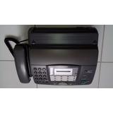Aparelho De Fax Modelo Kx-ft902
