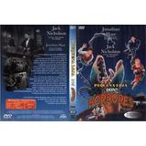 Dvd Filme A Pequena Loja Dos Horrores Original Usado
