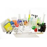 Kit Completo Material De Laboratorio Escolar