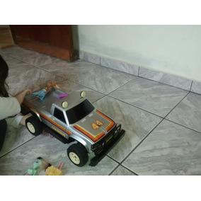 Carro Controle Remoto Colossus Da Estrela, Anos 80 Serie Pr