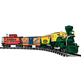 Trem Lionel Crayola G-gauge Completo+brindechapéu Engenheiro