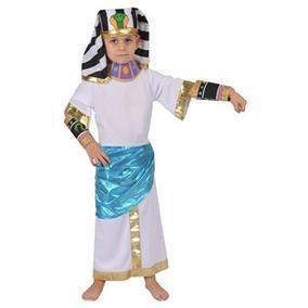 Disfraz Egipcia Boy Vestuario Por Vestir Latina