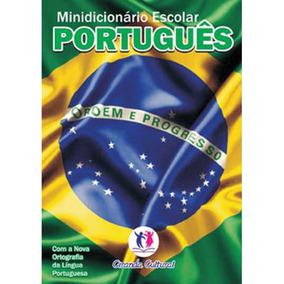 Dicionario Mini (portugues) Portugues Nova Ortografia Un.