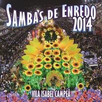 Cd Sambas De Enredo Carnaval 2014 Rj Grupo Especial Lacrado