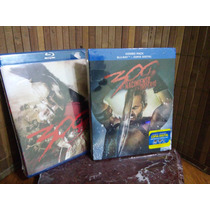 Blue Ray Bundle 300 Frank Miller *el Bazar*