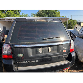 Tampa Mala Land Rover Freelander 2 Com Vidro