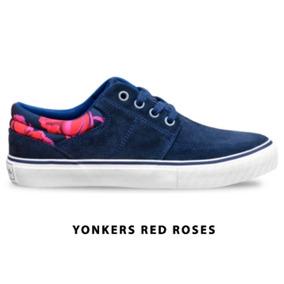 Zapatillas Rusty Mujer Red Roses 02107 Caz