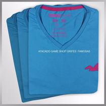 10 Camiseta Masculina Gola V Atacado Roupas Para Revenda