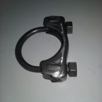 Abraçadeira De Escapamento Tipo U Kit C/10 1-3/4 A 2-1/2