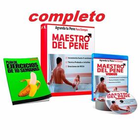 Maestro Del Pene,agrandador De Pene
