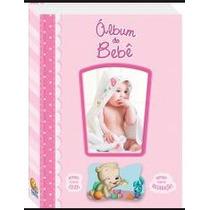 Álbum Do Bebê Rosa- Todolivro