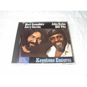 Merl Saunders Jerry Garcia Live At Keystone Vol. 1 Kahn Vitt