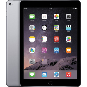 Ipad Air 2 128gb Wifi + 4g Space Gray Mgwl2 Pronta Entrega