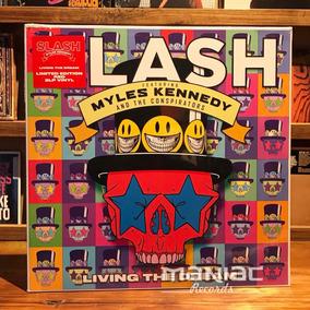 Slash Living The Dream 2 Vinilos Color