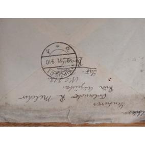 Brasil - Alemanha (1 9 3 1) Carta Circulada Com Selos