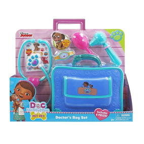 Maletin Pets N Vets Nina Just Play Doc Mcstuffins G