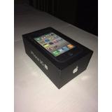 Caja Iphone 3gs 8gb Color Negro
