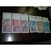 Billetes De Australes Compras 1 Llevas 6
