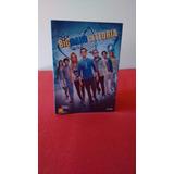 Box The Big Bang Theory - 1ª A 6ª Temporada (19 Discos) Dvd
