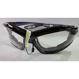 Lentes X5 Steel Pro 2 En 1 Antiparras / Anteojos Moto Bici