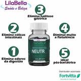 Neutro Eliminador De Odores Intestinais Combate Flatulência