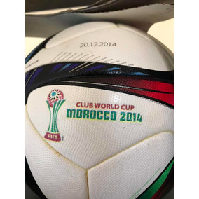 3abe860c6e97a Conext15 Marruecos 2016 Mundial De Clubes Balón adidas Nuevo