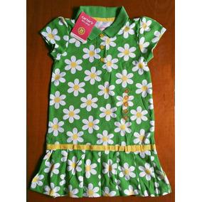 Vestido Carters Infantil Tamanho 3 E 5 - Importado