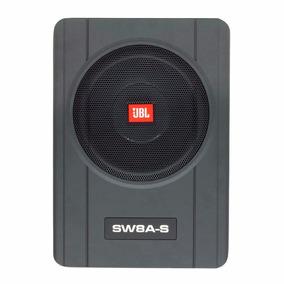 Caixa Amplificada Slim Jbl Sw8a-s 3 Canais C/ Sub 8 260w Rms