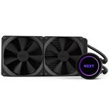 Enfriamiento Liquido Aio Nzxt Kraken X62 - 140mmx2 Intel Amd