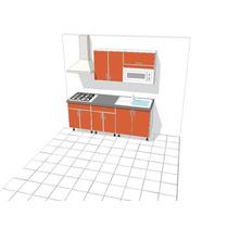Cocina Integral 1.90/2mtrs C/equipo Teka