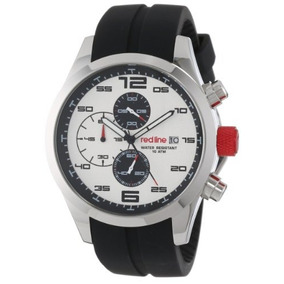 Red Line Mens Rl-50042-02 Stealth Stainless Steel Watch With
