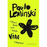 Livro Vida Paulo Leminski