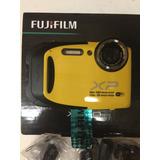 Camara Fujifilm Xp70 Amarilla Nueva Factura Garantía