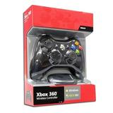 Control Compatible Para Xbox 360 En Caja Alambrico