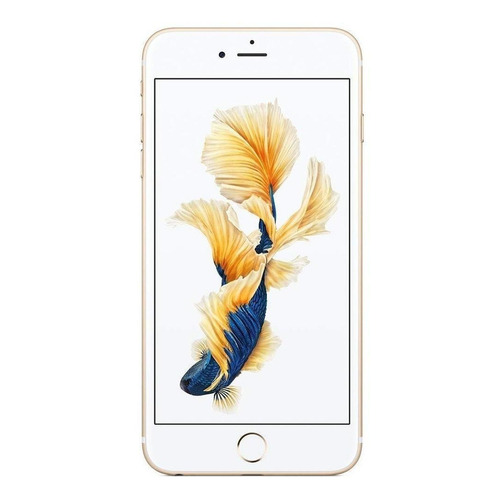 iPhone 6s Plus 32 GB  ouro