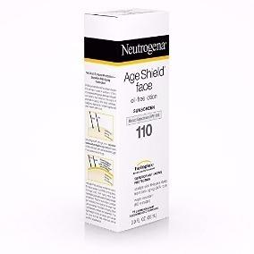 Neutrogena Age Shield Face Protetor Solar Anti Idade Spf110