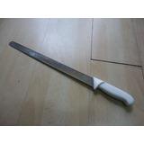Cuchillo P/ Fabrica D Sandwich De Miga Fiambrero Profesional