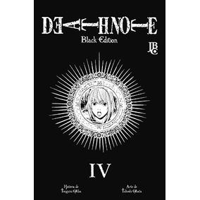 Death Note - Black Edition Volume 4
