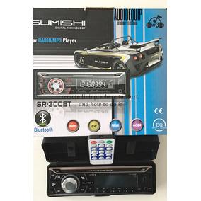 Estereo Sumishi Bluetooth Usb, Sd,aux C/remoto,fte Desmontab