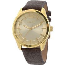 Relógio Feminino Euro Eu2035xyl/2d - Rev. Autorizada ( Nfe )