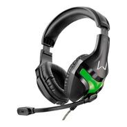Auricular Gamer Multilaser Warrior Harve Ph298 Gaming Pc
